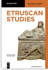Etruscan Studies Journal
